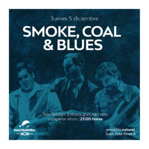 More SMOKE, COAL & BLUES